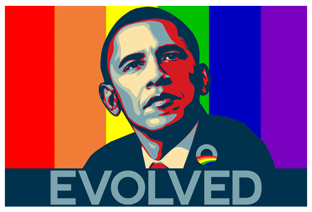 SAME-SEX MARRIAGE: OBAMA'S ONLY LEGACY