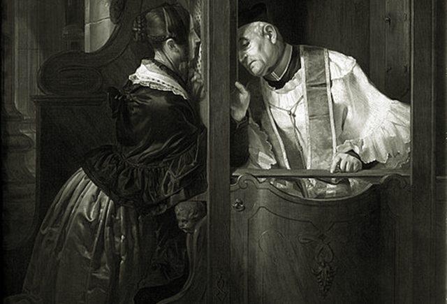 Open Confession