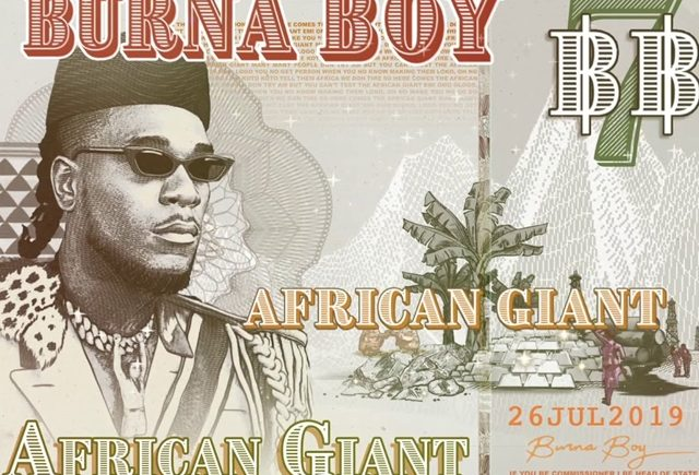 African Giant - Album Review